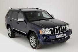 Замена маслоохладителя Jeep Grand Cherokee WH 3.0